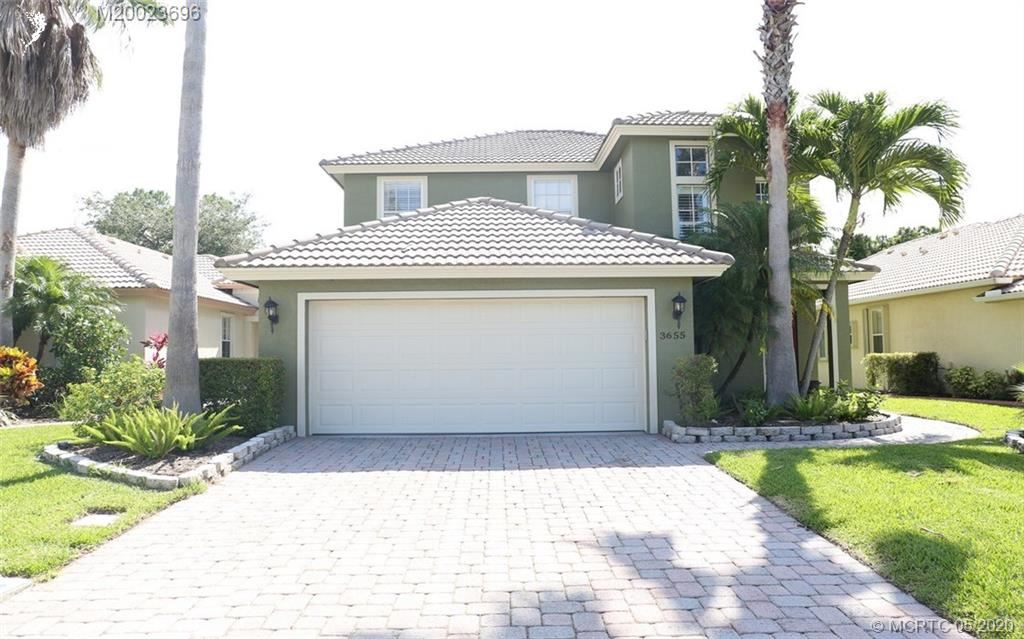 3655 NW Deer Oak Drive, Jensen Beach, FL 34957 - MLS#: M20023696