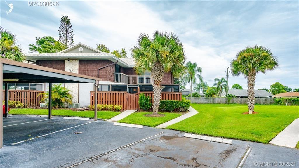 3201 SE Guenevere Lane #A, Port Saint Lucie, FL 34952 - #: M20030696