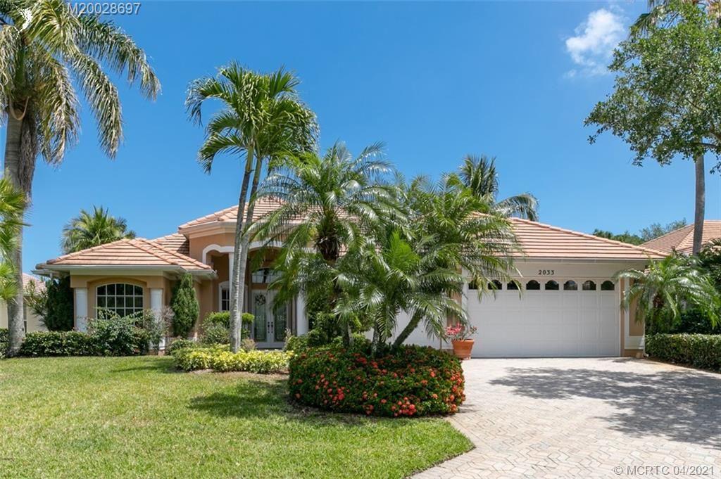 Photo of 2033 SW Bradford Place, Palm City, FL 34990 (MLS # M20028697)