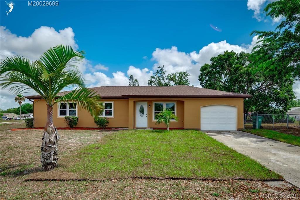 302 SW Eastport Circle, Port Saint Lucie, FL 34953 - MLS#: M20029699