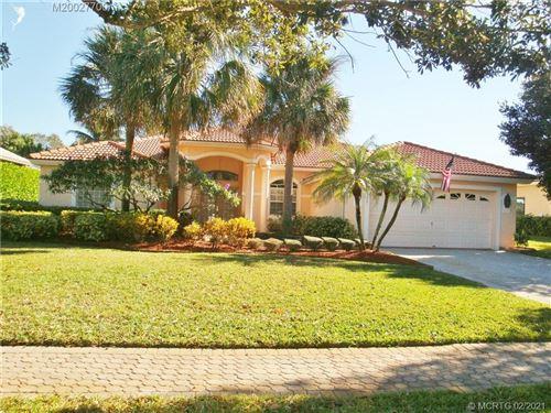 Photo of 5083 SW Hammock Creek Drive, Palm City, FL 34990 (MLS # M20027700)