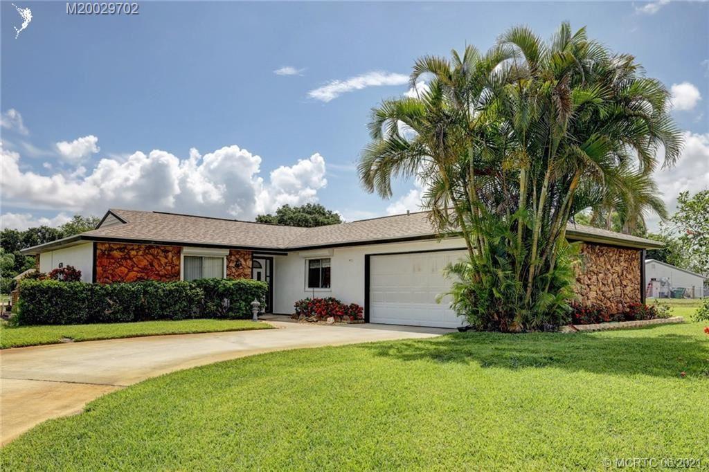 471 SW Bridgeport Drive, Port Saint Lucie, FL 34953 - MLS#: M20029702