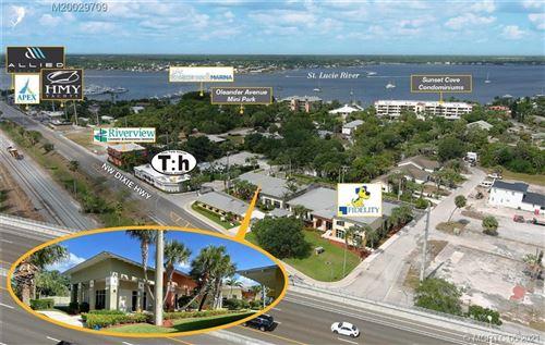 Photo of 610 NW Dixie Highway, Stuart, FL 34994 (MLS # M20029709)