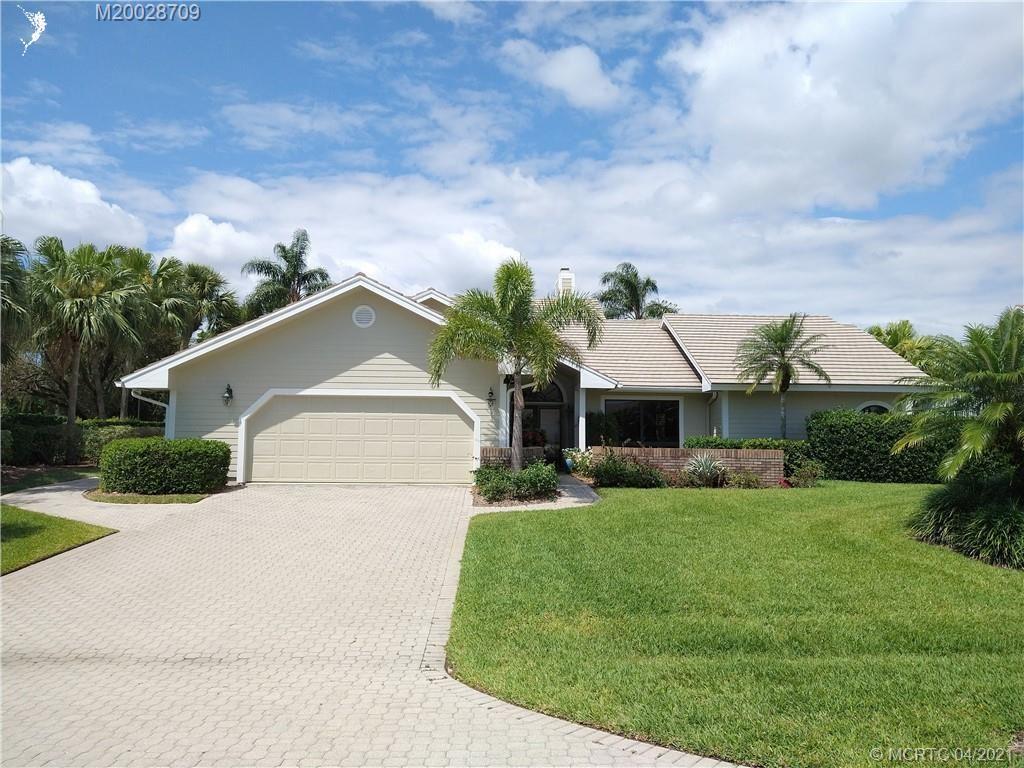 12799 NW Mariner Court #1, Palm City, FL 34990 - #: M20028709