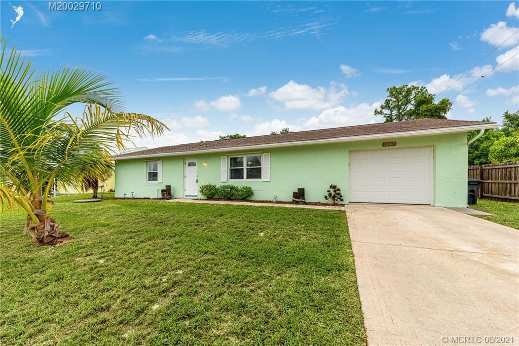 1387 SE Petunia Avenue, Port Saint Lucie, FL 34952 - MLS#: M20029710