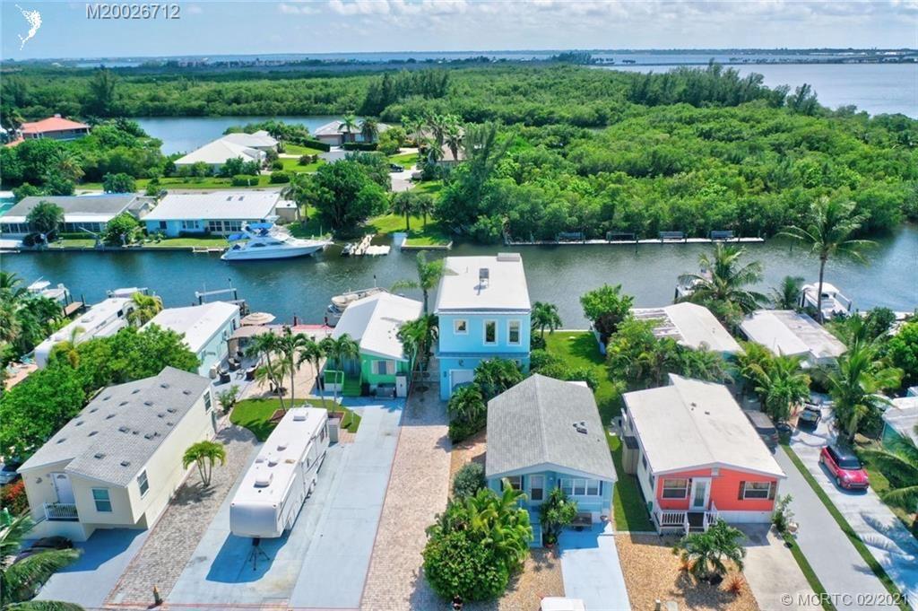10851 S Ocean Drive #85 & 86, Jensen Beach, FL 34957 - MLS#: M20026712