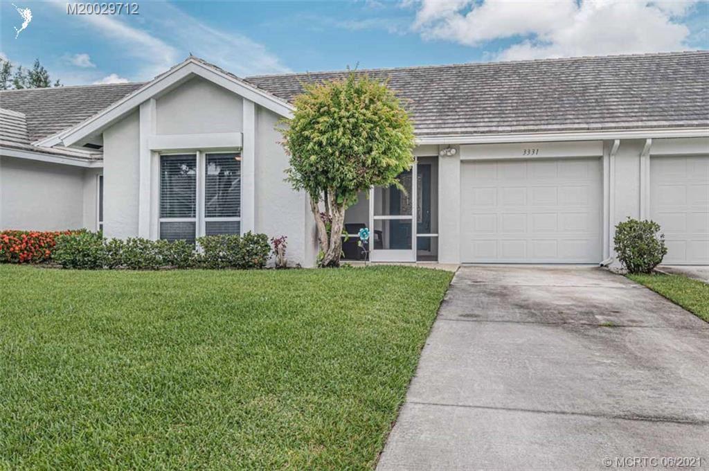 3331 SW Villa Place, Palm City, FL 34990 - #: M20029712