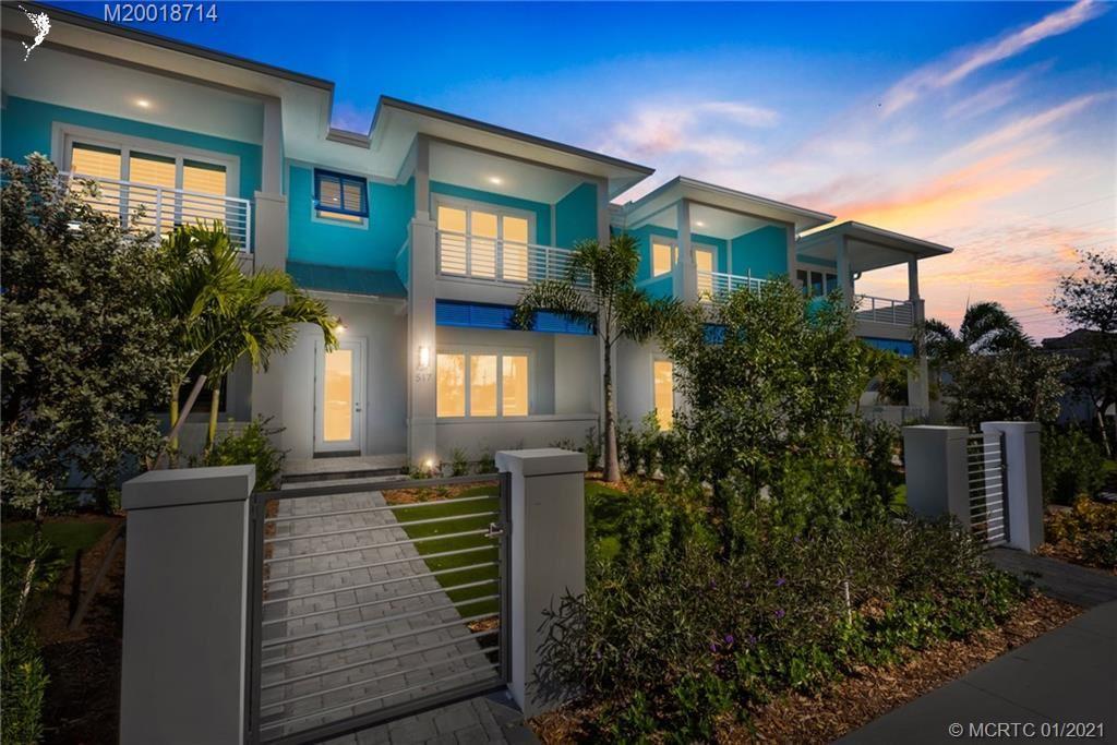 517 SW Ocean Boulevard, Stuart, FL 34994 - MLS#: M20018714