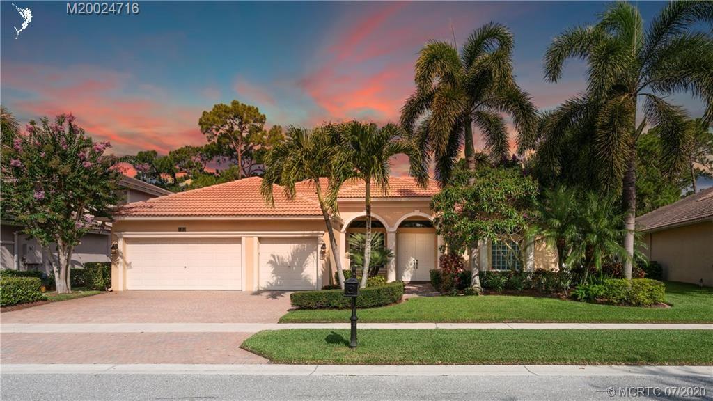 3202 SW Newberry Court, Palm City, FL 34990 - #: M20024716