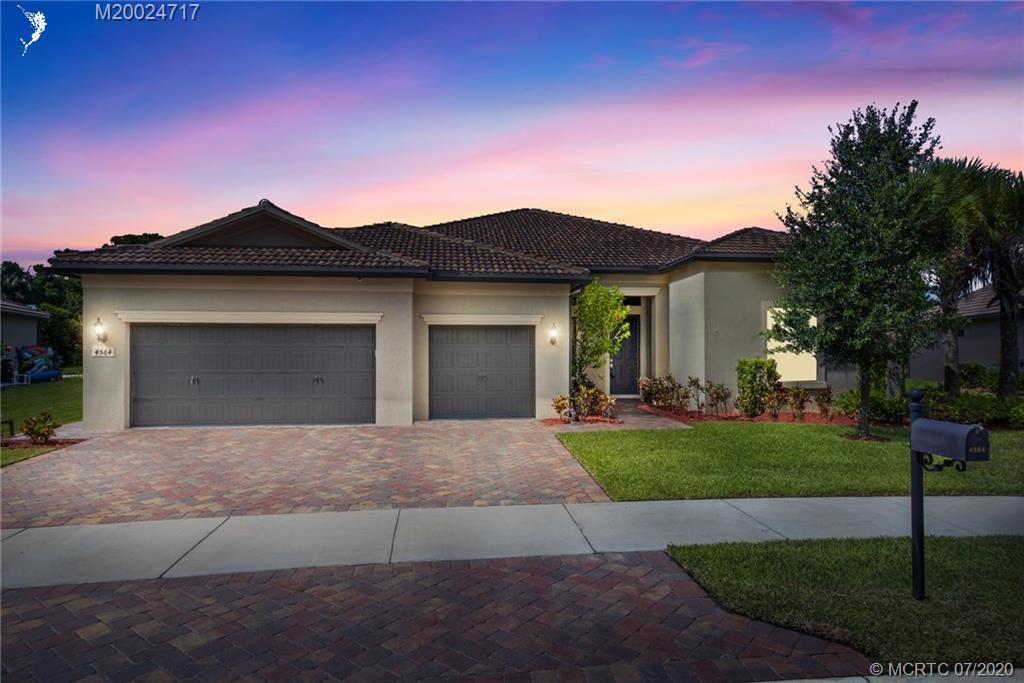 4564 SW Scrub Pine Terrace, Palm City, FL 34990 - #: M20024717