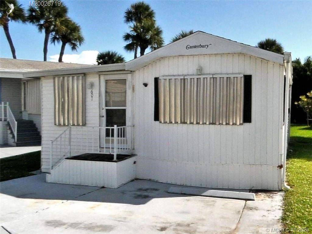 10701 S Ocean Drive #601, Jensen Beach, FL 34957 - MLS#: M20026719
