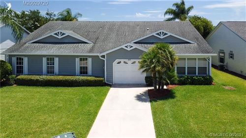 Photo of 4062 Garden Villas Court, Fort Pierce, FL 34982 (MLS # M20029720)