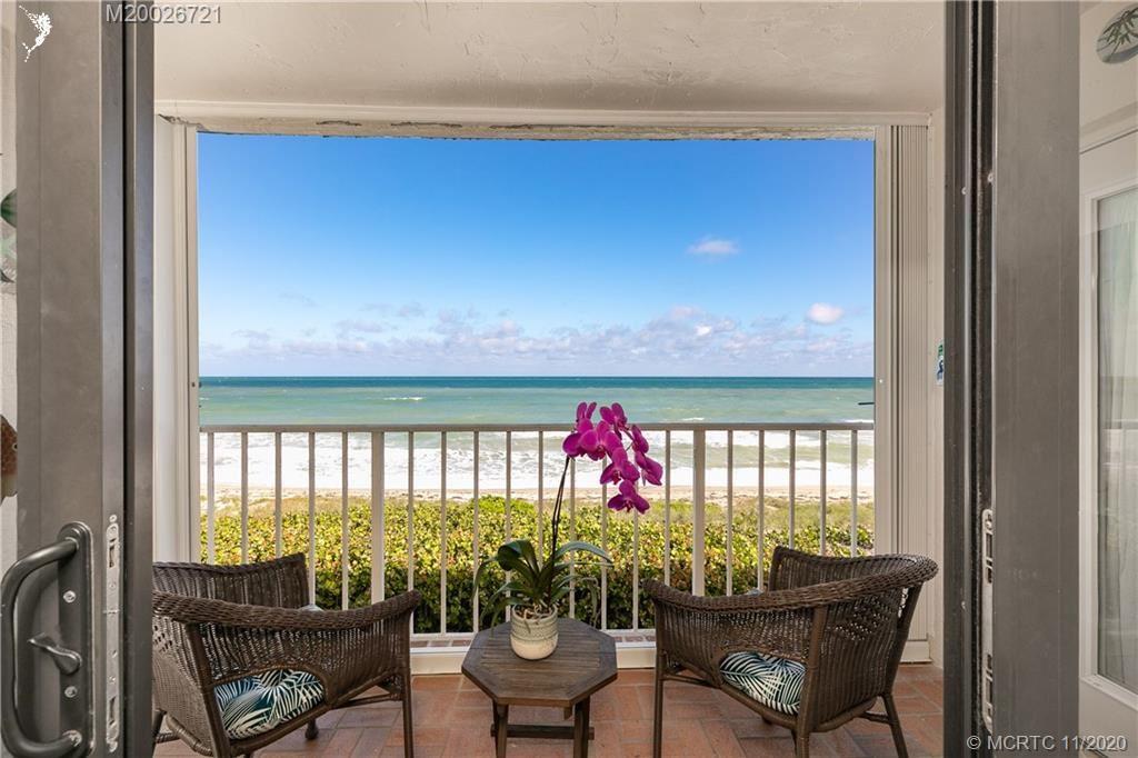 10102 S Ocean Drive #405A, Jensen Beach, FL 34957 - MLS#: M20026721