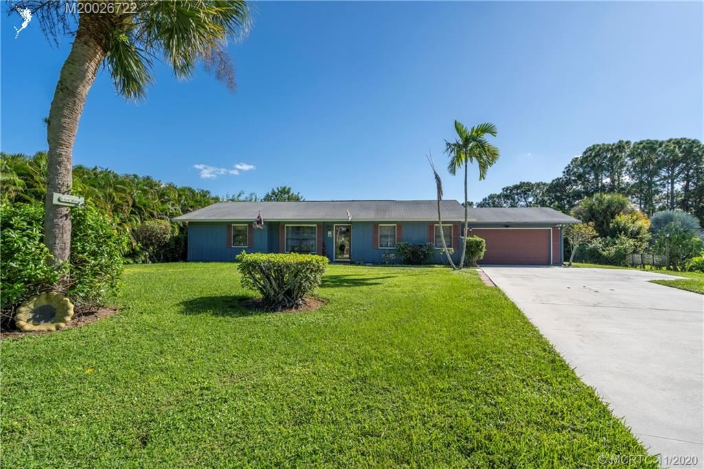 5081 SE Meadow Springs Boulevard, Stuart, FL 34997 - #: M20026722