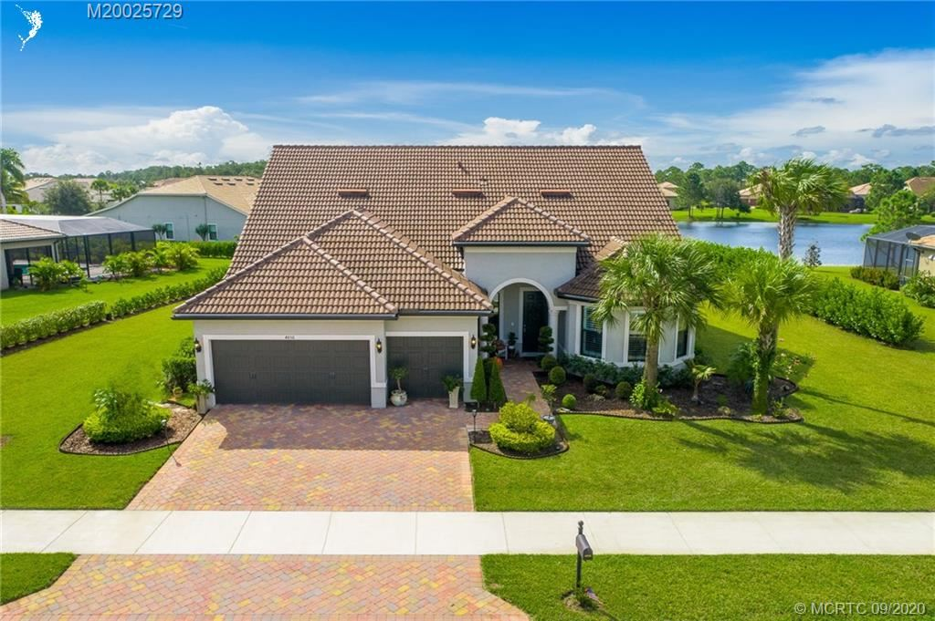 4856 SW Sensation Street, Palm City, FL 34990 - #: M20025729