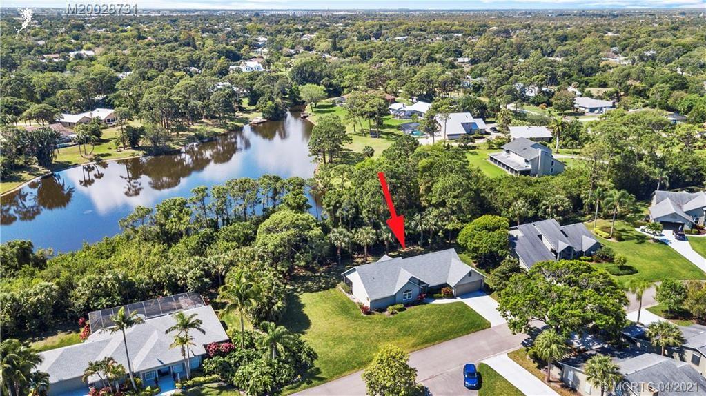 718 NE Dahoon Terrace, Jensen Beach, FL 34957 - #: M20028731