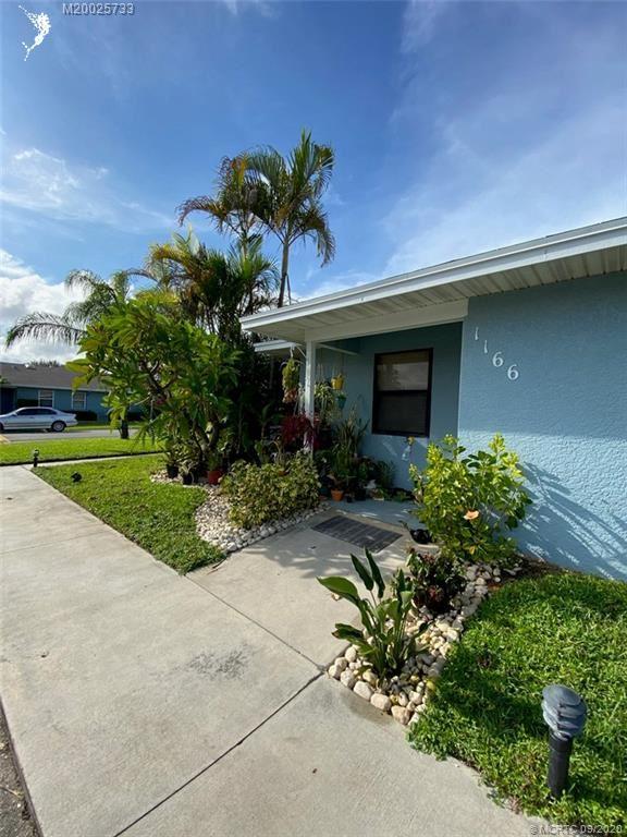 1166 NE Coy Senda, Jensen Beach, FL 34957 - #: M20025733
