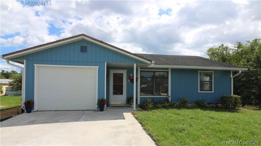 5677 SE Avalon Drive, Stuart, FL 34997 - #: M20028733