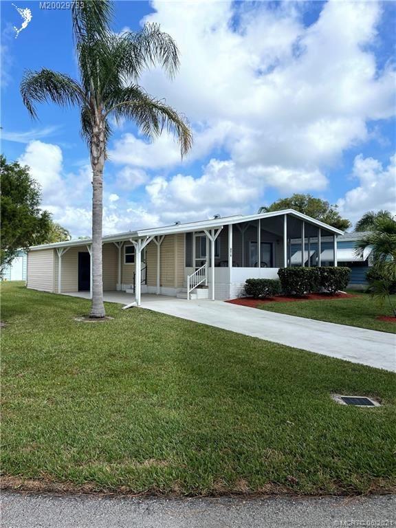 8219 E Bitterbush Lane, Port Saint Lucie, FL 34952 - #: M20029733
