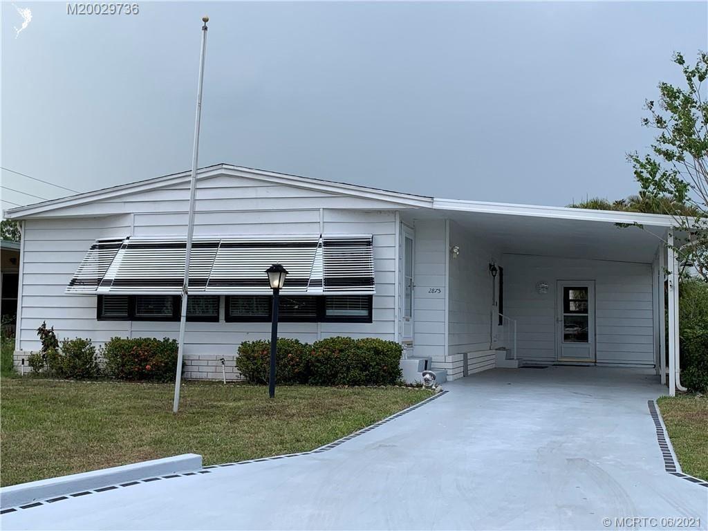 2875 SW Thunderbird Trail, Stuart, FL 34997 - MLS#: M20029736