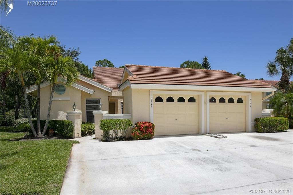 3872 SW Whispering Sound Drive, Palm City, FL 34990 - #: M20023737