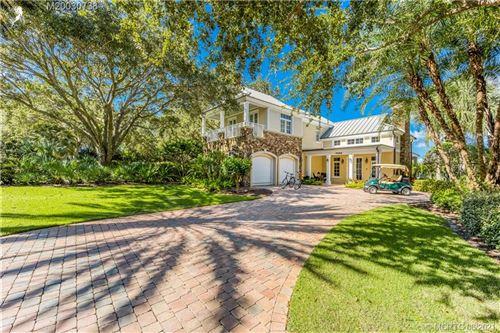 Photo of 9988 SE Cottage Lane, Hobe Sound, FL 33455 (MLS # M20030738)