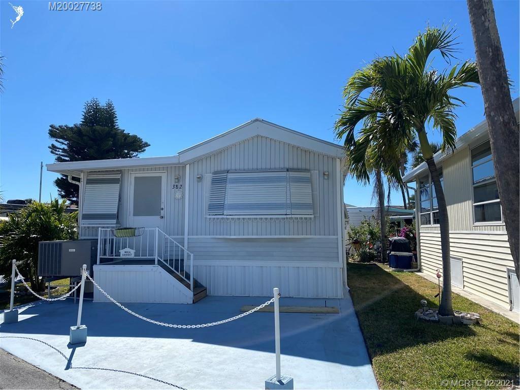 10725 S Ocean Drive #382, Jensen Beach, FL 34957 - MLS#: M20027738