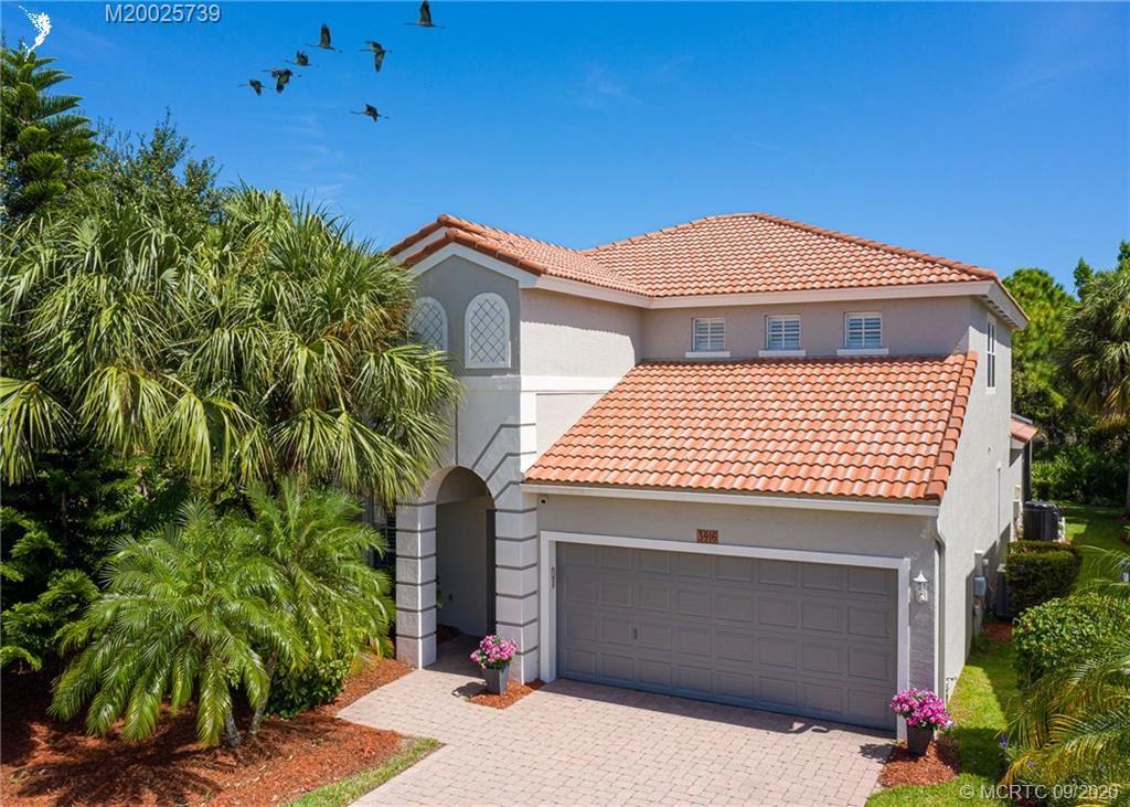 3916 NW Deer Oak Drive, Jensen Beach, FL 34957 - #: M20025739