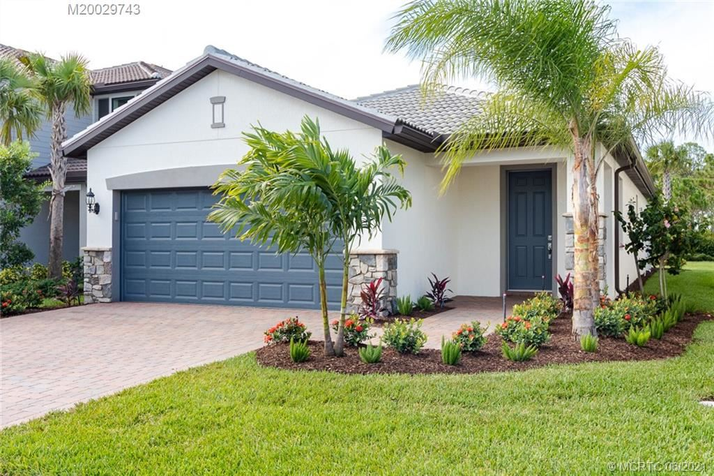 815 SE Villandry Way, Port Saint Lucie, FL 34984 - #: M20029743