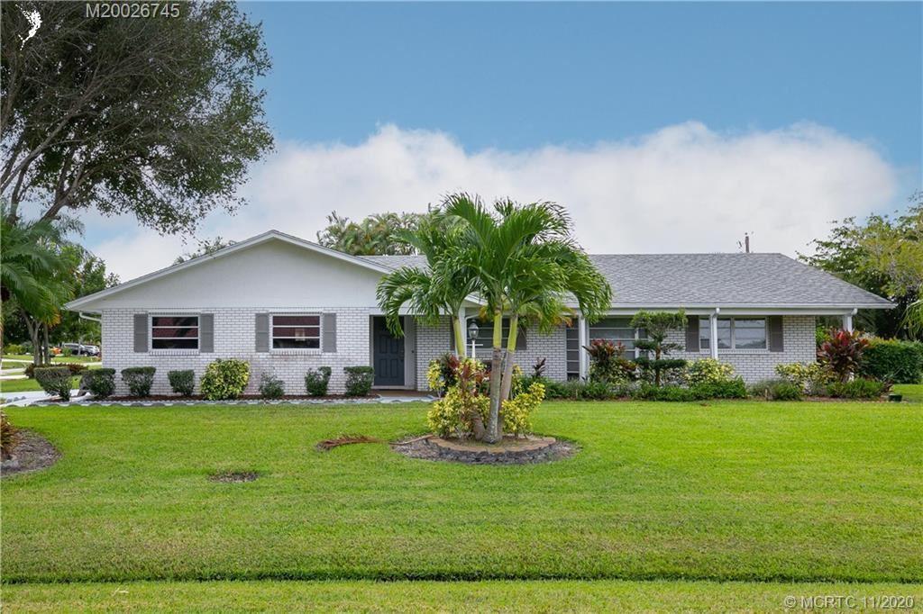 2052 SE Pyramid Road, Port Saint Lucie, FL 34952 - MLS#: M20026745