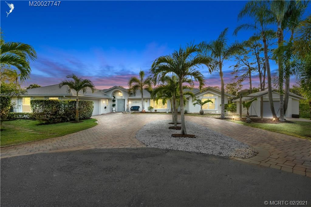 1058 SW Hidden River Avenue, Palm City, FL 34990 - MLS#: M20027747