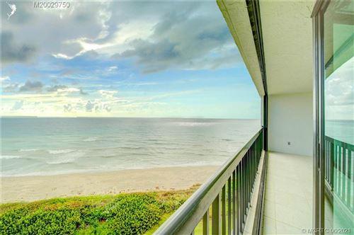 Photo of 8800 S Ocean Drive #1002, Jensen Beach, FL 34957 (MLS # M20029750)