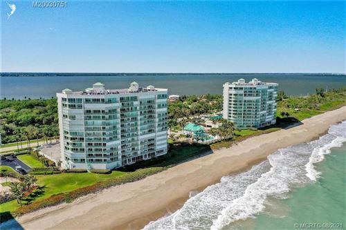 Photo of 8650 S Ocean Drive #1004, Jensen Beach, FL 34957 (MLS # M20030751)