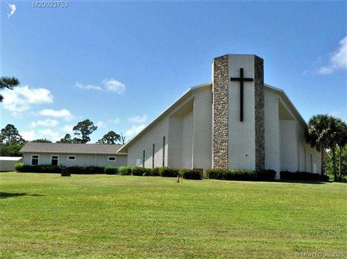 Photo of 1750 SE Lennard Road, Port Saint Lucie, FL 34952 (MLS # M20023753)