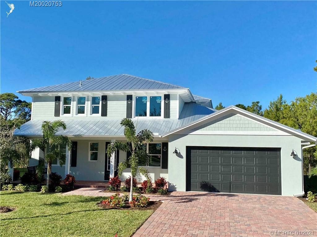 1126 NE Post Oak Way, Jensen Beach, FL 34957 - #: M20020753