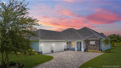 Photo of 1064 SW Squire Johns Lane, Palm City, FL 34990 (MLS # M20029754)