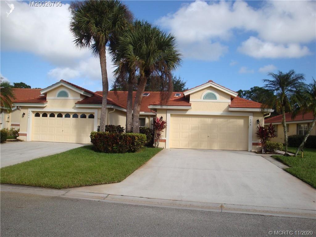 3846 SW Whispering Sound Drive, Palm City, FL 34990 - MLS#: M20026755
