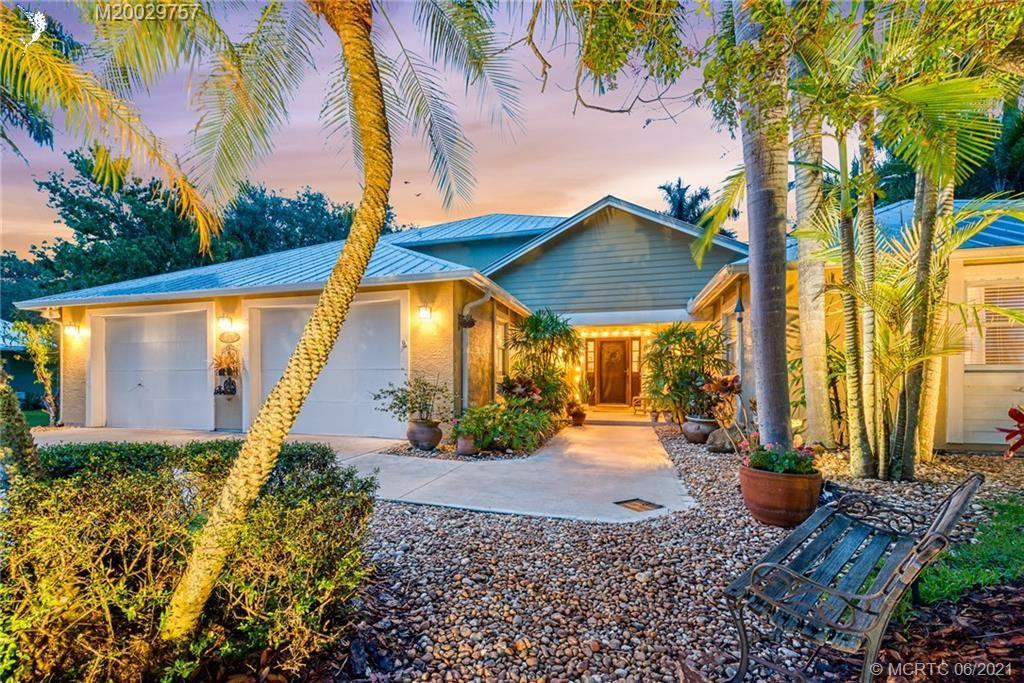 1171 SW Sand Oak Drive, Palm City, FL 34990 - #: M20029757