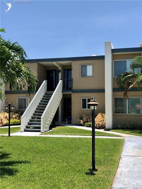 1500 NE 13th Terrace #G14, Jensen Beach, FL 34957 - #: M20024762