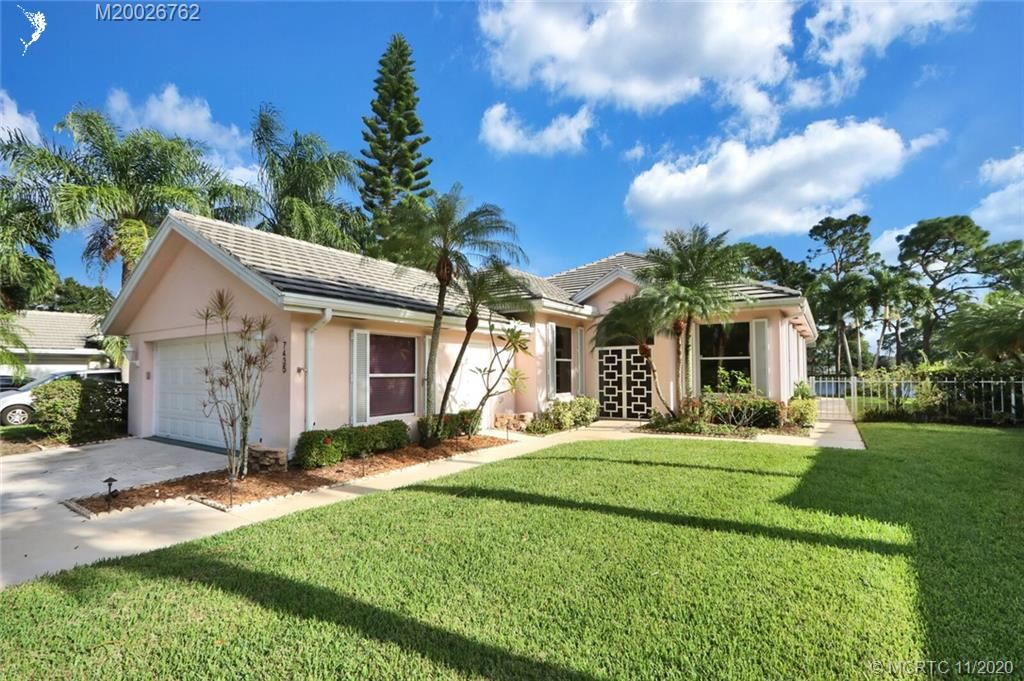7435 SE Fiddlewood Lane, Hobe Sound, FL 33455 - #: M20026762