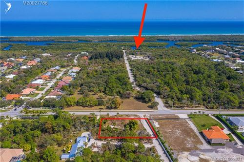 Photo of 8550 SE Gomez Avenue, Hobe Sound, FL 33455 (MLS # M20027766)