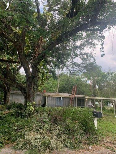 Photo of 2601 Kerr Street, Fort Pierce, FL 34947 (MLS # M20029766)