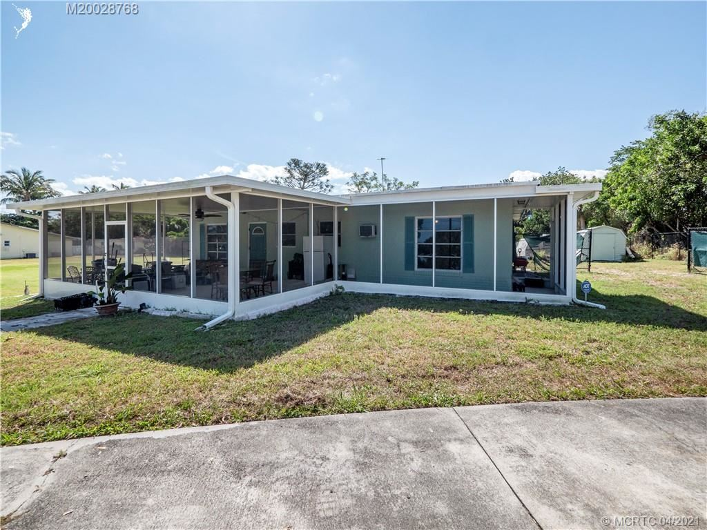 2580 NE Dixie Highway, Jensen Beach, FL 34957 - #: M20028768