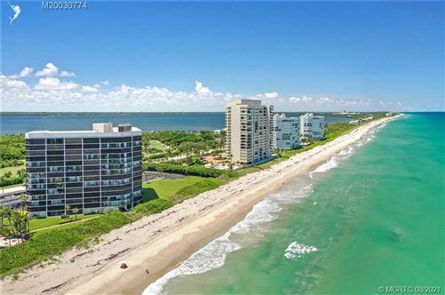 Photo of 8800 S Ocean Drive #1306, Jensen Beach, FL 34957 (MLS # M20030774)