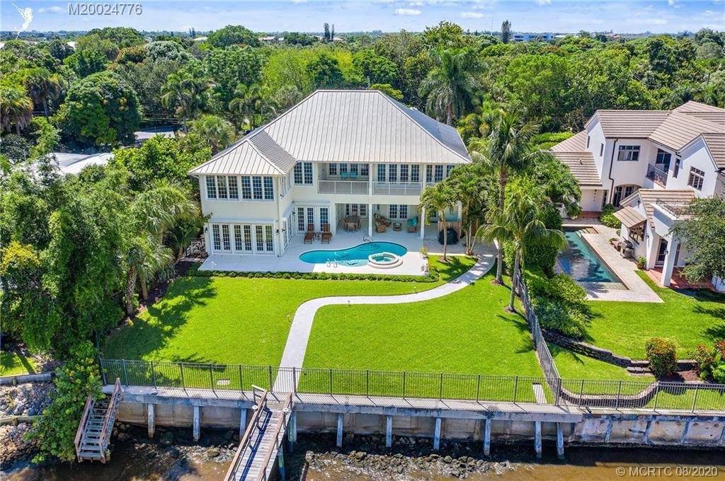 1455 SE Riverside Drive, Stuart, FL 34996 - #: M20024776