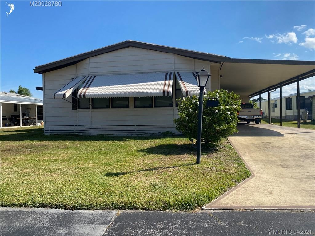 4676 SE Basswood Terrace, Stuart, FL 34997 - #: M20028780
