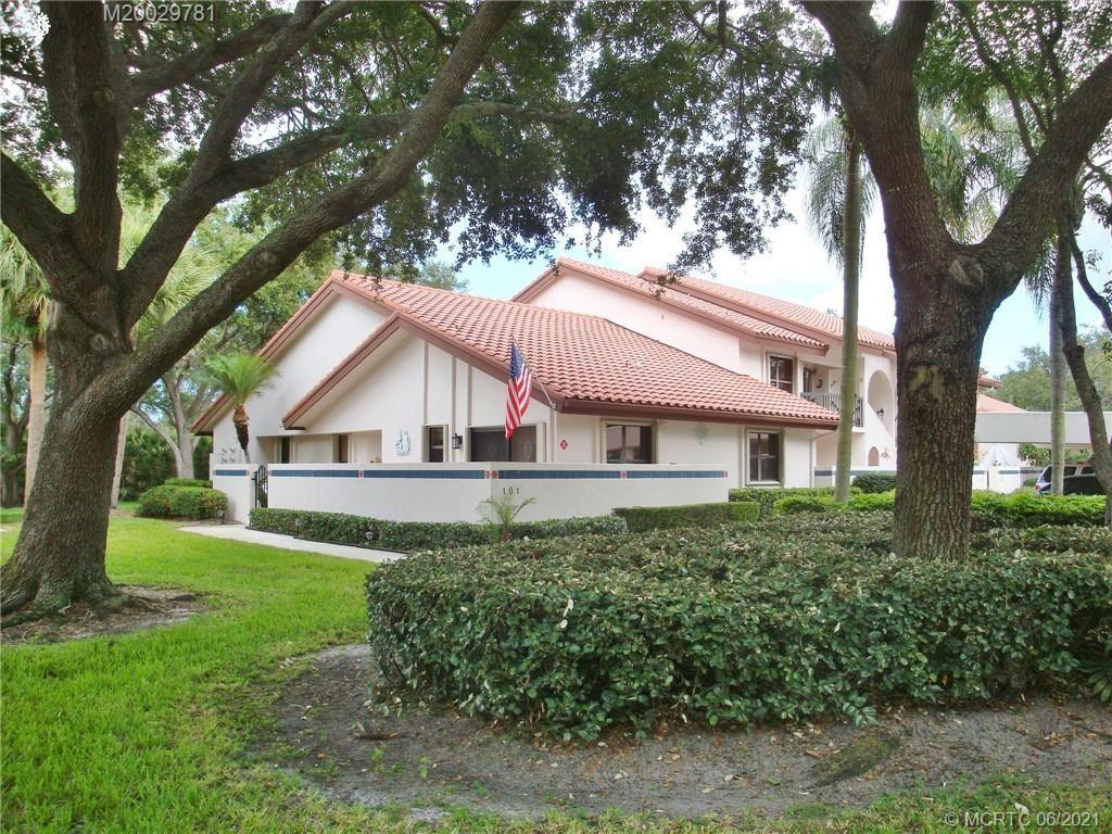 6031 SE Martinique Drive #101, Stuart, FL 34997 - #: M20029781