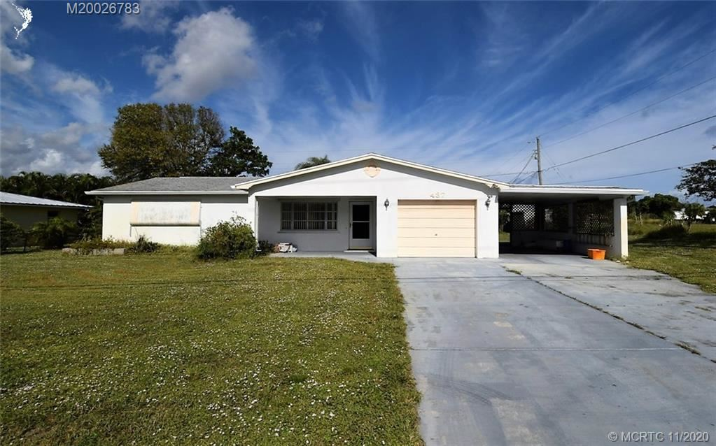 437 NE Alice Street, Jensen Beach, FL 34957 - #: M20026783