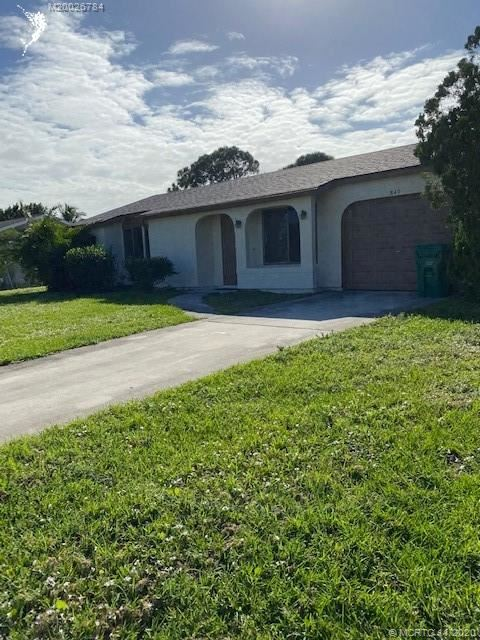 849 SW Belmont Circle, Port Saint Lucie, FL 34953 - #: M20026784