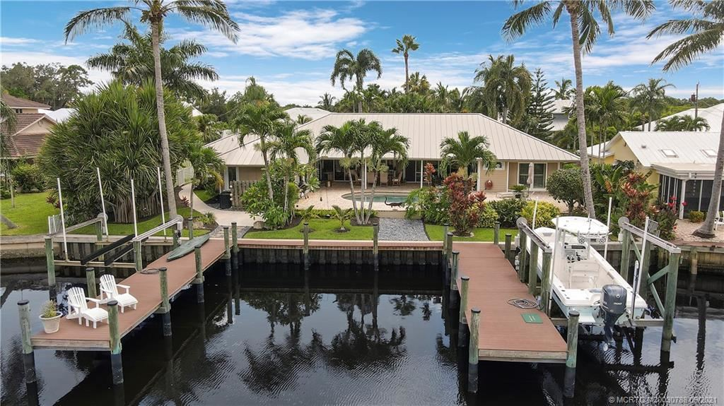 731 SW Pine Tree Lane, Palm City, FL 34990 - #: M20030788